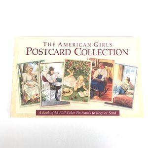 The American Girls Postcard Collection Book